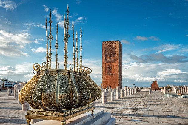 اهم 9 اماكن سياحية في الرباط المغرب