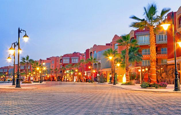 افضل 4 اماكن سياحية في الغردقة مصر