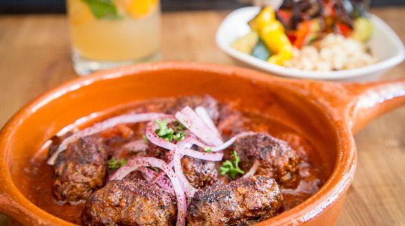 المطاعم العربية في واشنطن دي سي