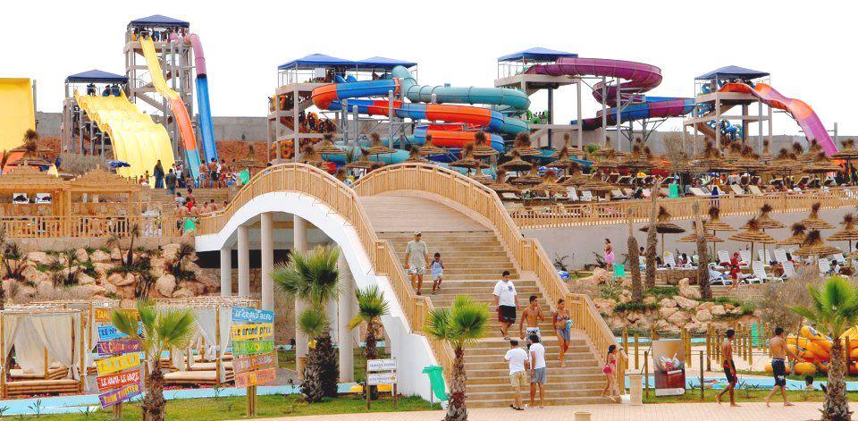 حديقة تماريس المائية