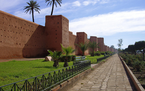 سور مراكش