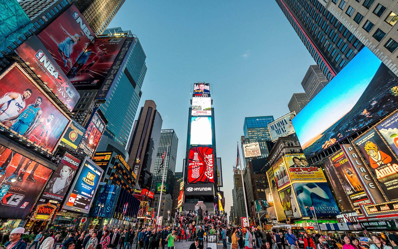 فنادق نيويورك تايمز سكوير