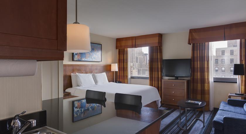 فندق ريزيدنس إن باي ماريوت نيويورك مانهاتن