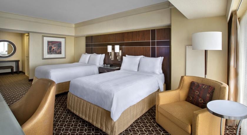فندق نيويورك ماريوت ماركيز