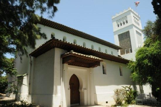 كنيسة القديس أندرو طنجة المغرب