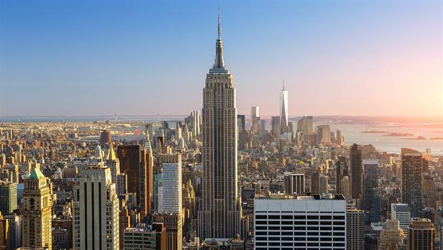 مبنى امباير ستيت نيويورك