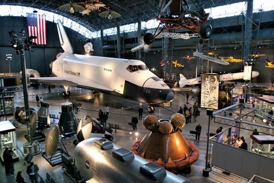 متحف الطيران والفضاء الوطني