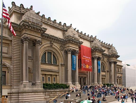 متحف المتروبوليتان للفنون