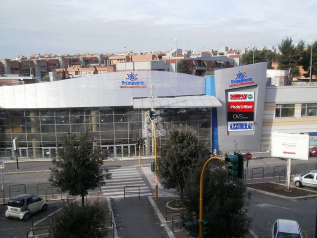مركز تسوق بريمافيرا