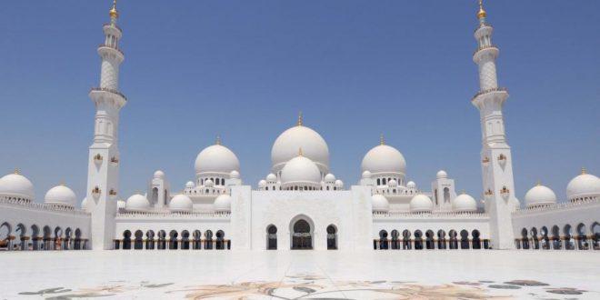 مسجد الشيخ زايد ابوظبي