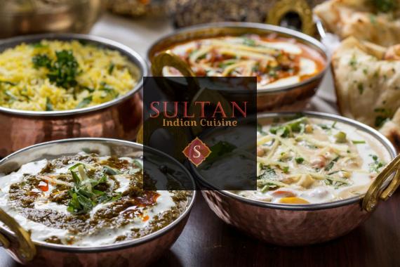 مطعم السلطان الهندي