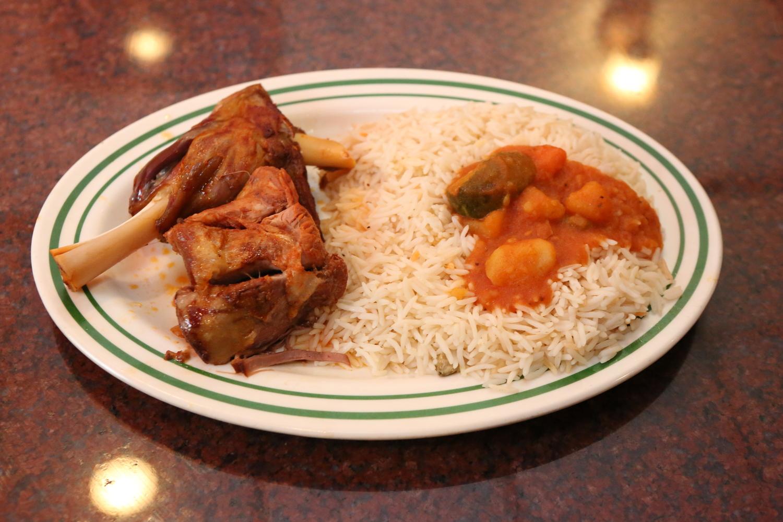 مطعم اليمن السعيد نيويورك