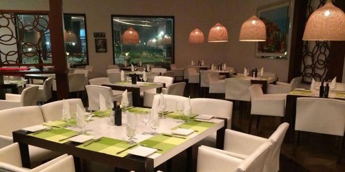 مطعم بيستو راس الخيمة