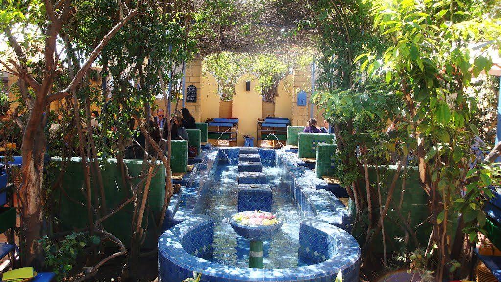 مطعم سقالة الدار البيضاء