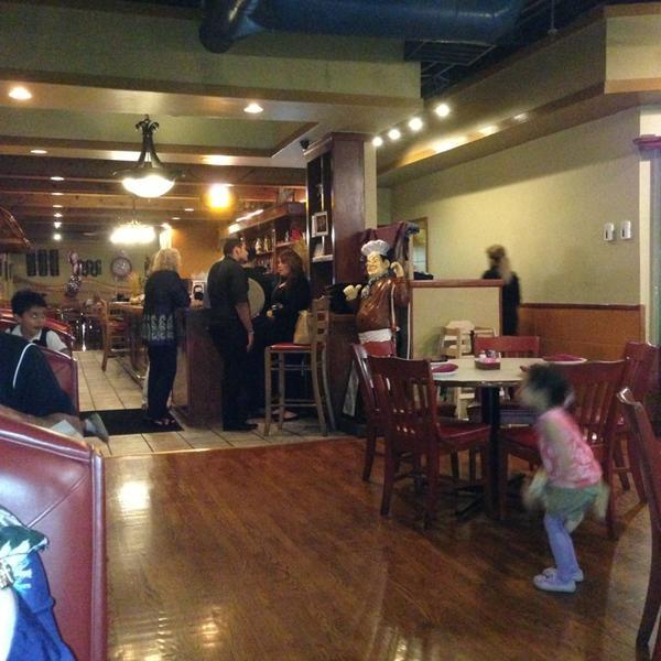 مطعم فتوش شيكاغو