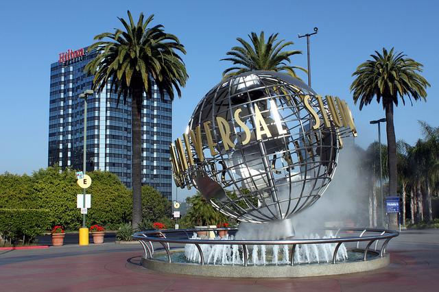 يونيفرسال ستوديوز في لوس انجلوس