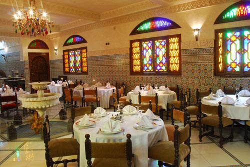 مطعم الرياض ، تعرف معنا في المقال على افضل مطاعم كازابلانكا