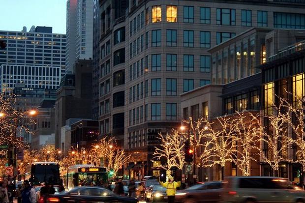 افضل اماكنالتسوق في شيكاغو