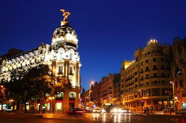 شارع غران فيا مدريد