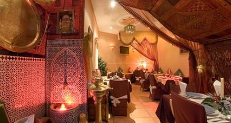 افضل مطاعم عربية في غرناطة اسبانيا