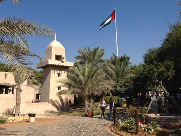 القرية التراثية في ابوظبي من افضل الاماكن السياحية في ابوظبي الامارات