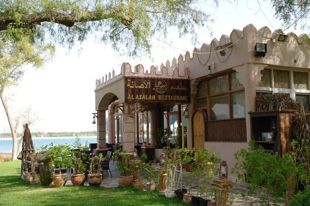 القرية التراثية ابوظبي من اهم اماكن السياحة في الامارات ابوظبي