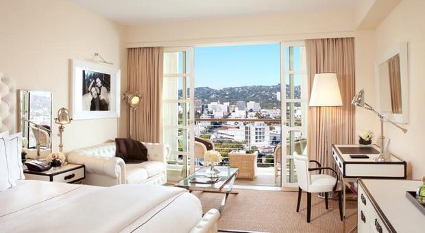 فنادق لوس انجلوس في بيفرلي هيلز