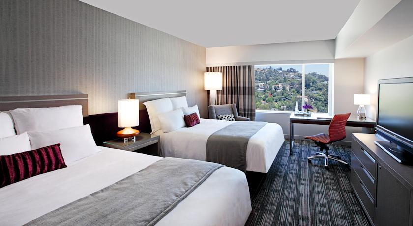 افضل فنادق في هوليوود