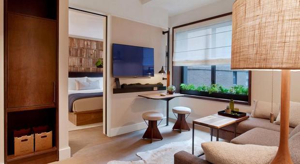 الفنادق في نيويورك منهاتن