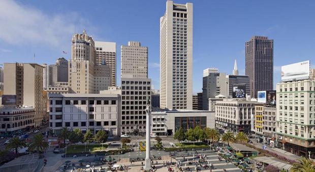 جراند حياة هو افضل فندق في سان فرانسيسكو