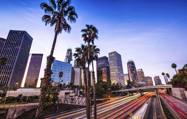 اماكن سياحية في امريكا لوس انجلوس