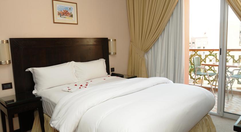 فندق الماس من افضل الفنادق في مراكش فئة الثلاث نجوم