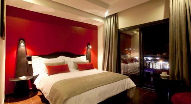 Hotel Red Marrakesh.