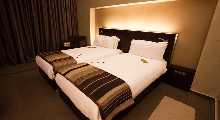 فندق كنزي كلوب أكدال المدينة ، من افضل فنادق مراكش المغرب