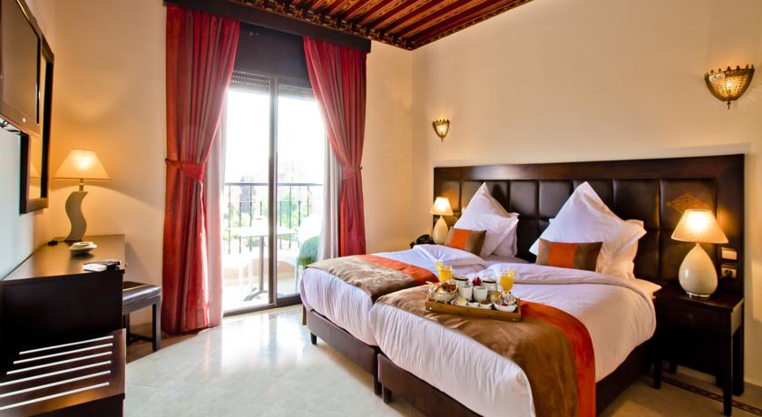 فندق لورانس دارابي من افضل فنادق المغرب مراكش