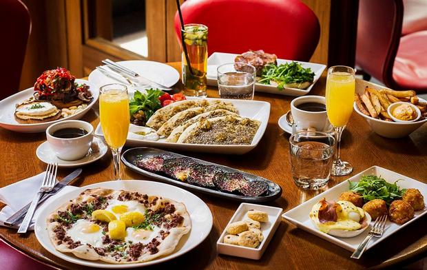 مطاعم عربية في نيويورك