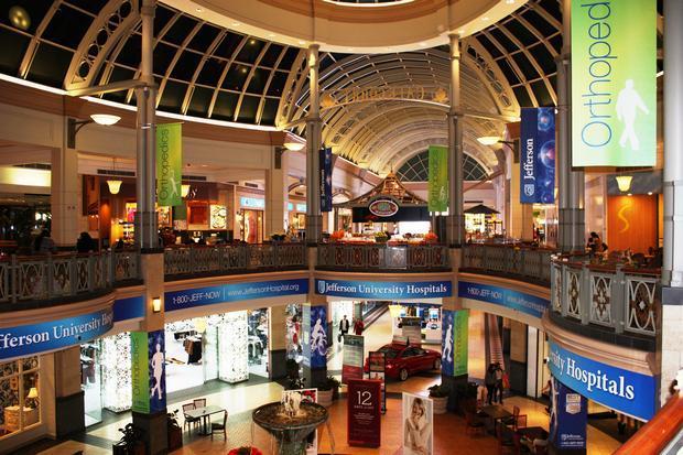 التسوق في فيلادلفيا