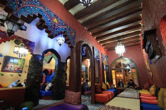 مطعم دار ناجي تعرف في المقال على افضل مطاعم في الرباط المغرب