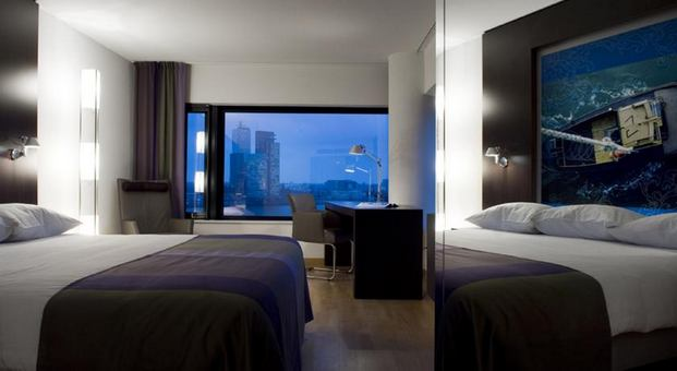 افضل فنادق هولندا روتردام