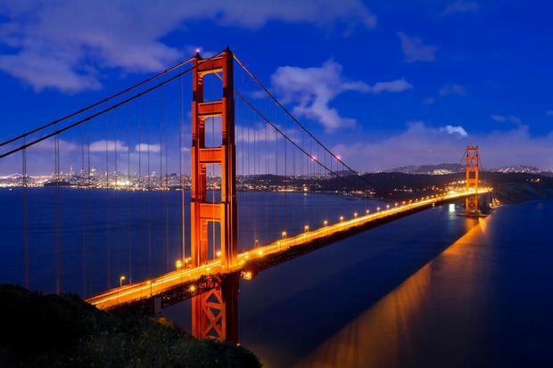 اماكن سياحية في امريكا سان فرانسيسكو