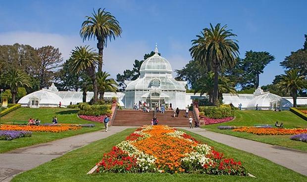 اماكن في سان فرانسيسكو سياحة