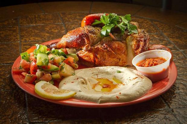 المطاعم العربية في سان فرانسيسكو