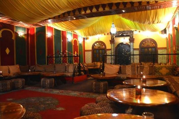 مطاعم عربية في سان فرانسيسكو