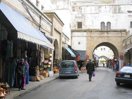 حي الحبوس من اشهر اسواق الدار البيضاء كازابلانكا
