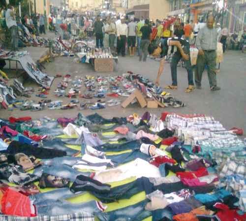 سوق درب السلطان في الدار البيضاء