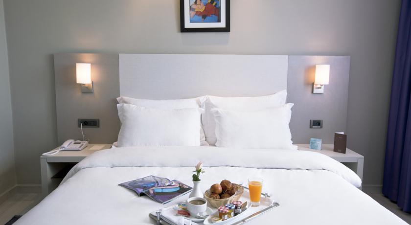 يعد فندق كنزي صول آزير من افضل فنادق طنجة المغربية