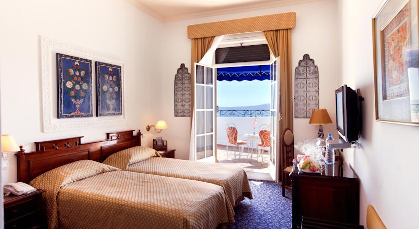 فندق المنزه افضل فندق في طنجة