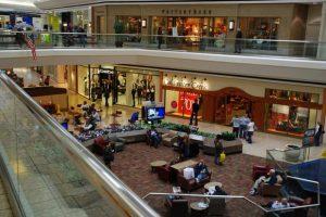 مراكز التسوق في واشنطن