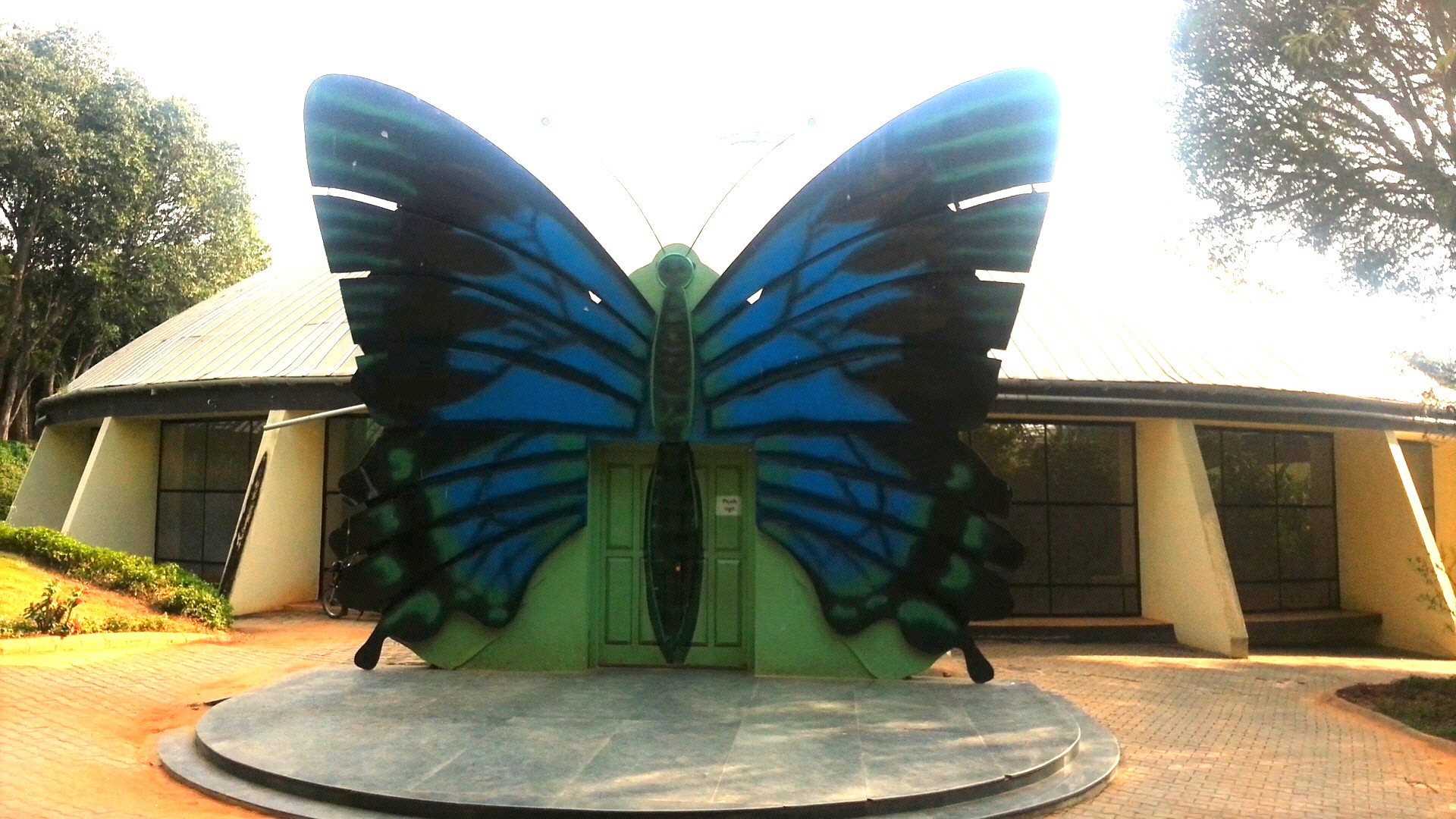 حديقة الفراشات في بنجلور