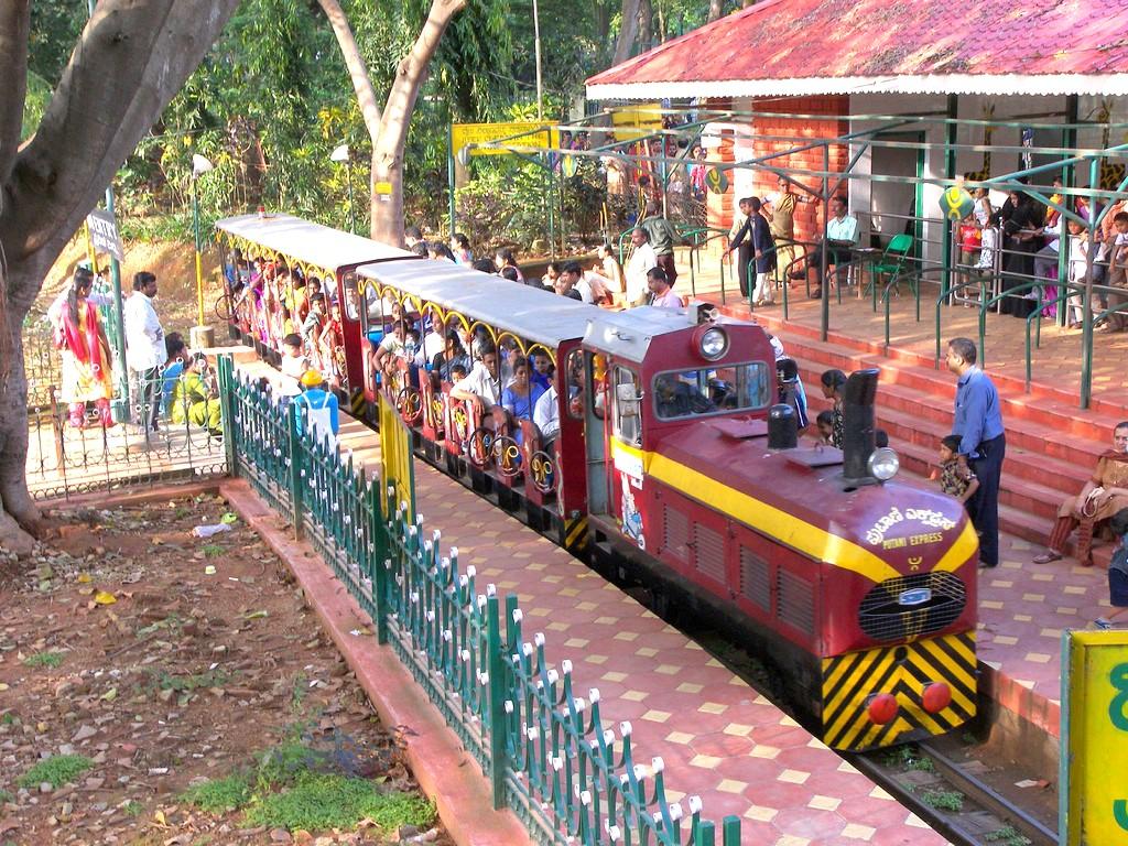 حديقة كوبون بارك في بنجلور